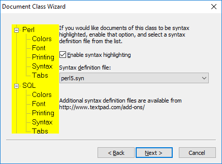 Installing ActivePerl and TextPad in Windows - BITS wiki